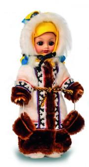 Кукла Ямальская красавица Весна