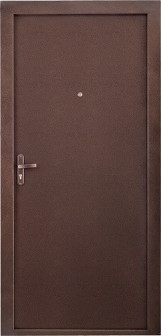 Дверь ПРОФИ метмет пр во Промет