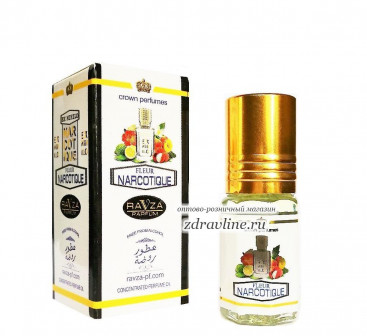 Арабские духи Fleur Narcotique (Флер Наркотик) Ravza3 мл