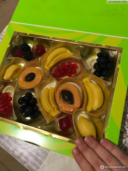 Joyfield Fruits Мармелад фруктовый
