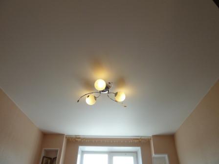 потолок 12 кв.м