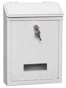 Почтовый ящик (белый)