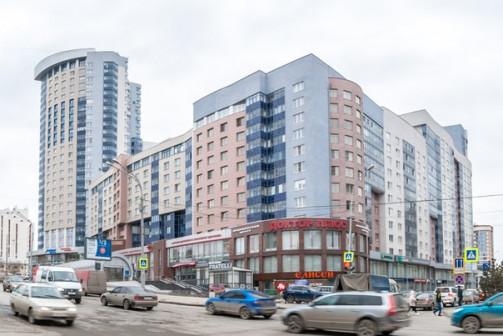 Двухкомнатная в ЖК Москва