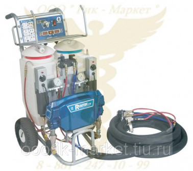 оборудование для ппу Graco Reactor E 10