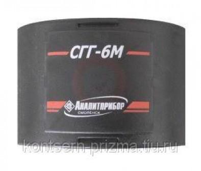 Сигнализатор стационарный горючих газов СГГ 6М В10+клапан КЭГ 9720 12