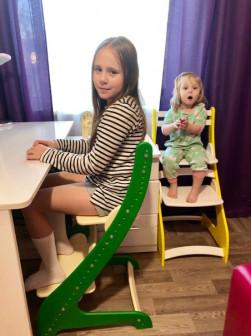 ростущий стульчик
