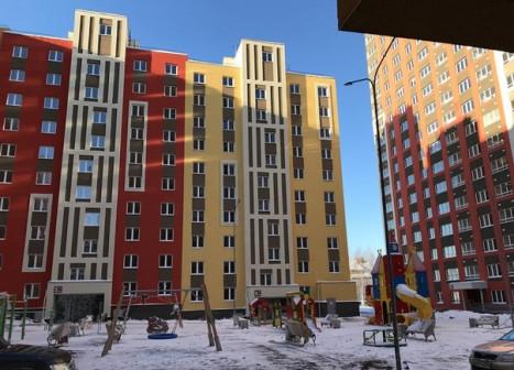 Квартира в новостройке ЖК Новая Кузнечиха