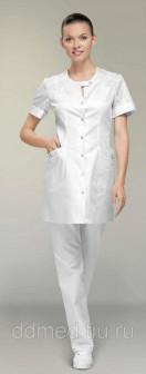 2 91 Костюм медицинский женский, сатори