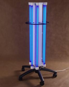 Облучатель бактерицидный АЗОВ ОБПе 450 (передвижной) 6 ламп х 30 W