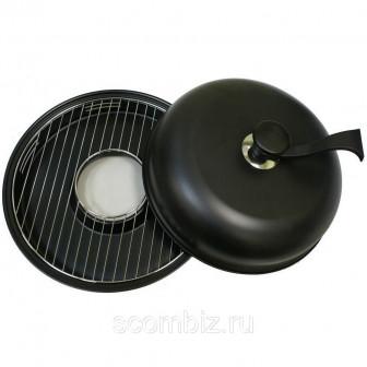 Сковорода D 508 Гриль газ керам покрытие сьёмная ручка