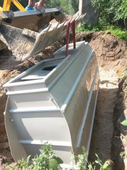 Септик для автономной канализации «ТВЕРЬ 4П»