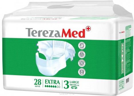 подгузники для взрослых TerezaMed