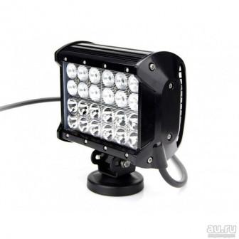Светодиодная фара комбинированного света Led Light Bar, mini 4R 72W Combo