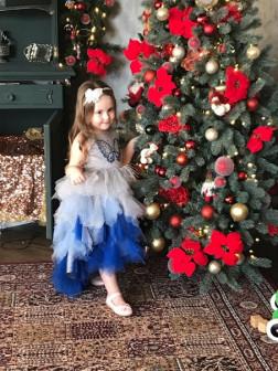 Платье для Новогодней ёлки.
