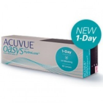 1 Day Acuvue Oasys with Hydraluxe 30pk контактные