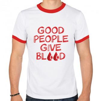 Футболка Донора крови