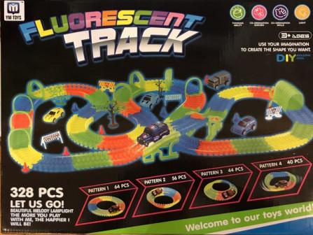 автодорога Magic Tracks (новая в упаковке)