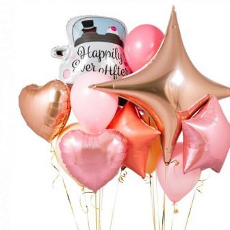 Стильные воздушные шары на Ваш праздник!