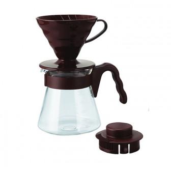 Hario VCSD 02CBR Набор для дрип кофе 700 мл