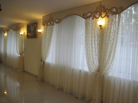 шторы и ткани