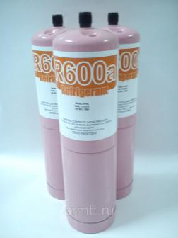 Фреон R 600 А с клапаном(нетто 0,42кг)