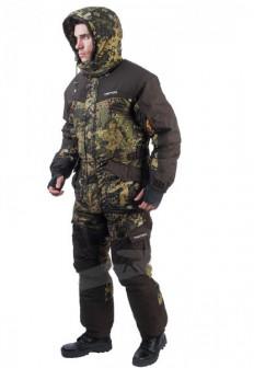 Зимний костюм для рыбалки и охоты TRITON Горка  40 (Алова, бежевый) Брюки