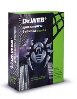 Антивирус DrWeb для интернет шлюзов UNIX