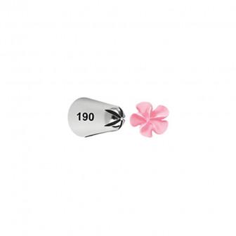 Насадка на кондитерский мешок цветок 1,25 см № 190
