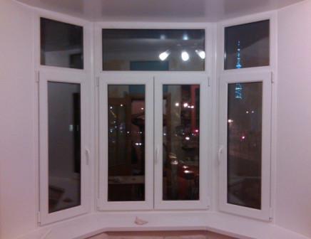 Пластиковые окна от производителя.