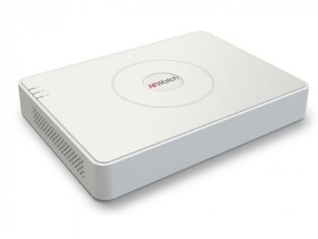 Гибридный HD TVI регистратор HiWatch (Хайвотч) DS H116G