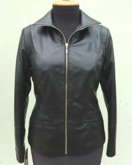 Куртка кожаная женская JAFFAs размер XXL