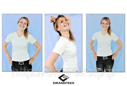 Женская футболка для сублимации (прима)