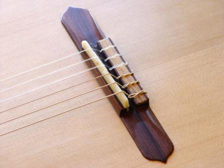 Классическая мастеровая гитара