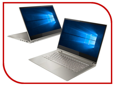 Ноутбук Lenovo Yoga C930 81C40024RU Mica (Intel Core i5 8250U 16 GHz8192Mb256Gb SSDNo ODDIntel HD