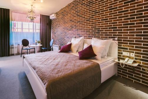 Апарт-отель Симпатико: Апартаменты с террасой