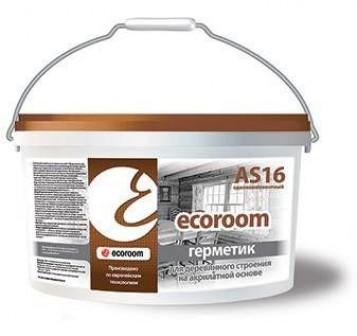 Герметик акриловый Экорум   Ecoroom 15 кг