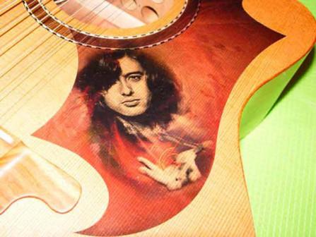 Акустическая мастеровая 12 струнная гитара с пикапом