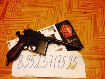 модель муляж пистолет маузер продам