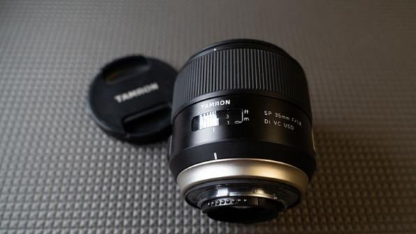 Tamron 35mm f1.8 SP for Nikon