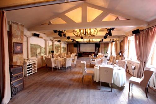 Банкетный зал ресторана «Тифлисский дворик»