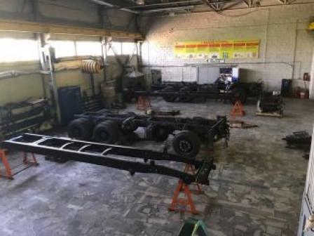 В каких случаях проводится капитальный ремонт автомобиля КАМАЗ