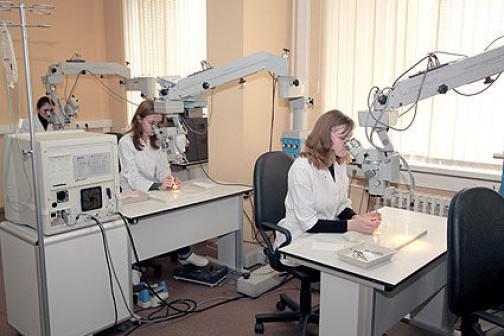 Центр микрохирургии глаза Взгляд Плюс, о компании