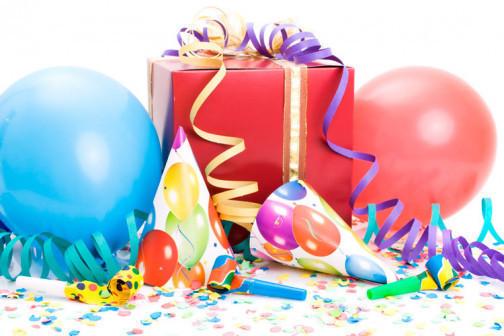 Дарим скидки на День рождения!