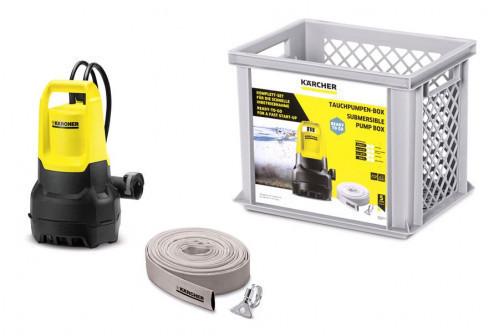 Комплект SP Box с дренажным насосом для грязной воды Karcher SP 5 Dirt  со скидкой!