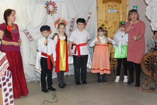21 ноября на Стаханова - 17 прошел праздник Кузьминки