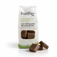 """Горячий воск """"Depilflax"""" - Шоколад, 1кг 890 руб"""