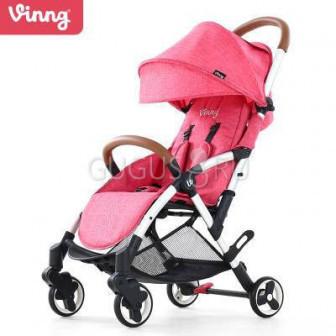 Коляска прогулочная Vinng Mini цвет Розовый. Экономия: 1 500 ₽