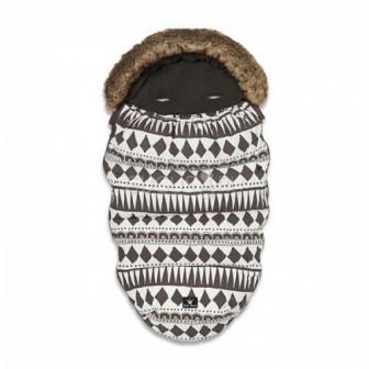 Конверт зимний Elodie Details с опушкой в коляску. Экономия: 1 190 ₽