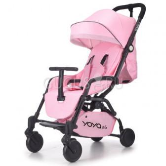 Коляска YoYa X6 цвет Светло-розовый. Экономия: 3 491 ₽