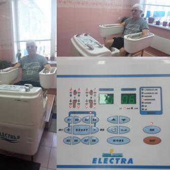 Гальванотерапия в Центре реабилитации